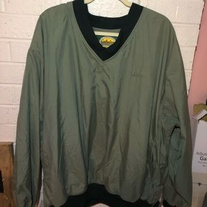 army green cabellos sweatshirt